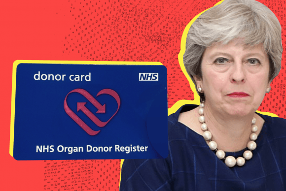 Brexit Negotiations & Organ Donation