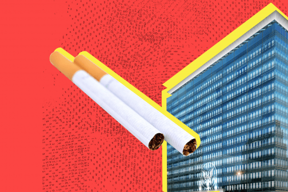 Cigarette Law & Banking Regulations