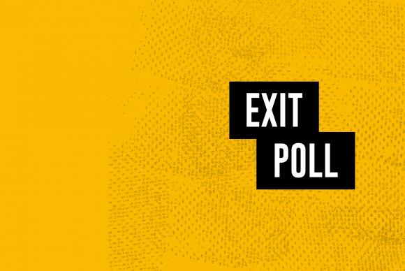 Opinionated: Exit Poll 1