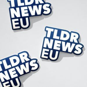 TLDR EU Sticker