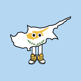 PRE-ORDER: Cyprus with Pins