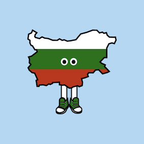 PRE-ORDER: Bulgaria with Shoes Pin