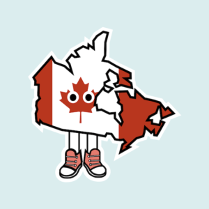 Canada with Shoes