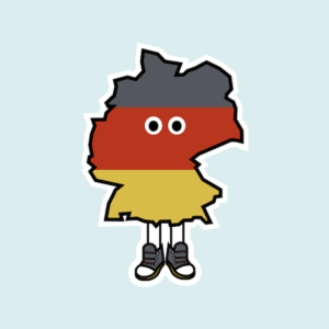 Germany with Shoes