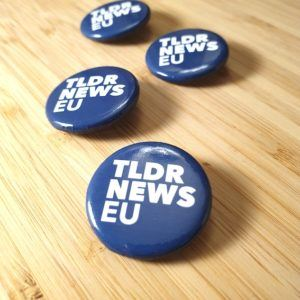 TLDR EU Badge