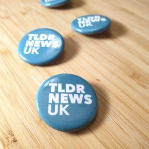 TLDR UK Badge