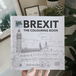 Brexit: The Colouring Book 1