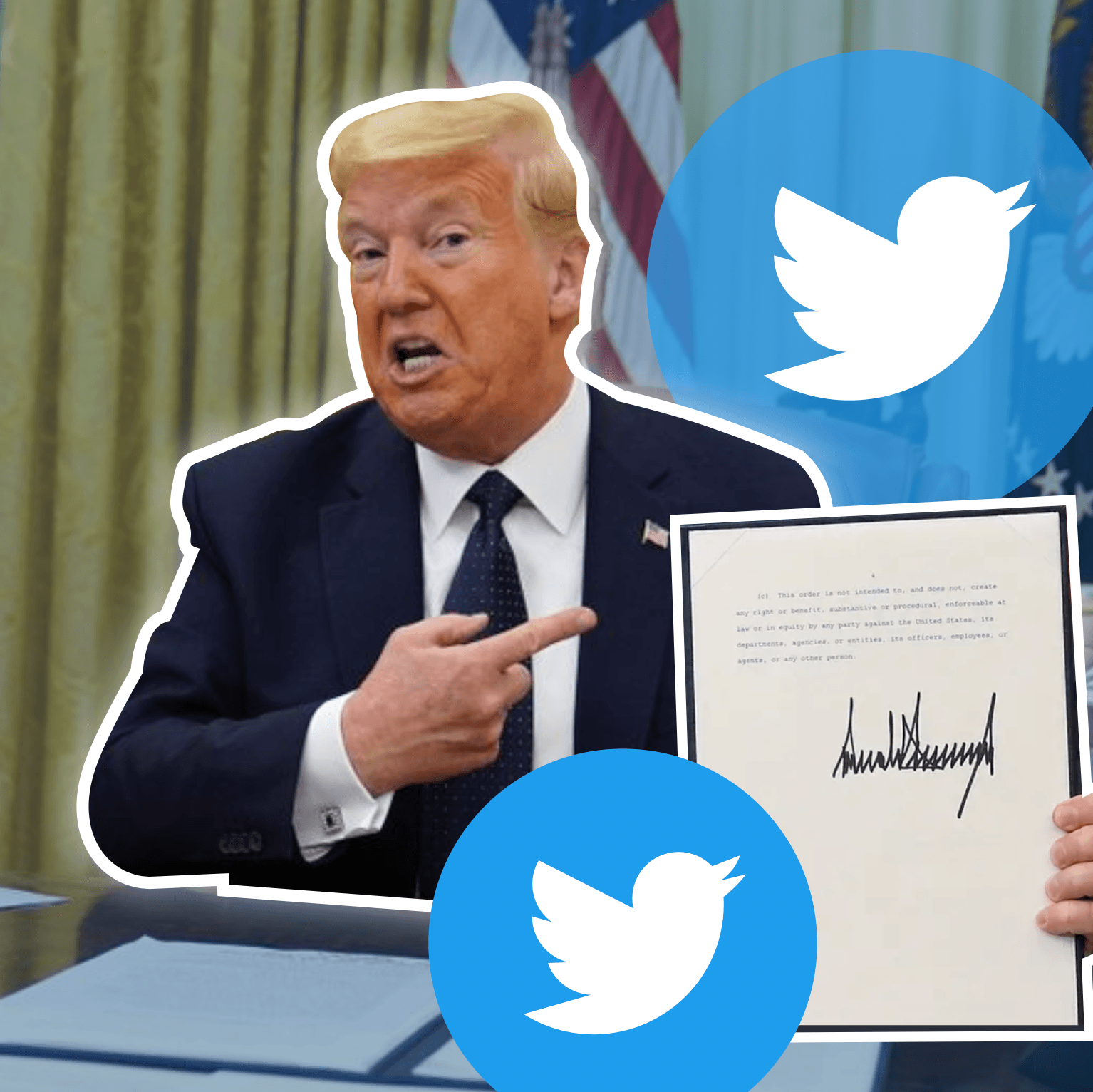 Trump's Social Media Executive Order & Twitter Battle Explained