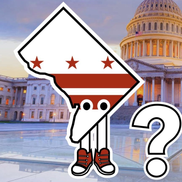 Should Washington DC Ever Become a State? Congress Votes on DC's Statehood