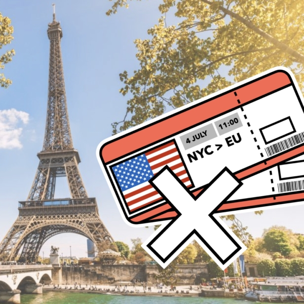 Why Europe is Banning American Tourists