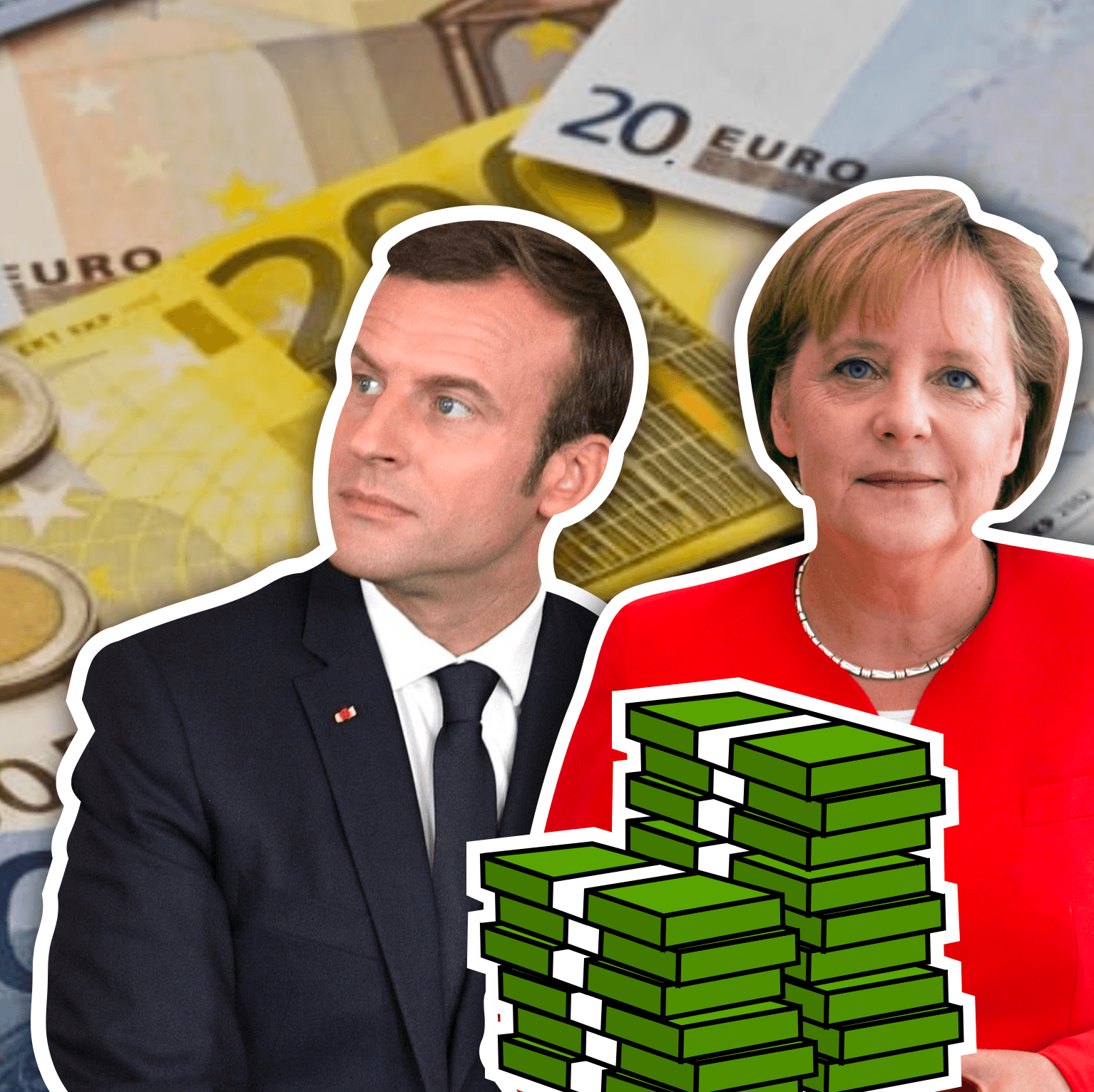 The EU's €500 Billion COVID Stimulus: France & Germany's Plan to Save the EU 1