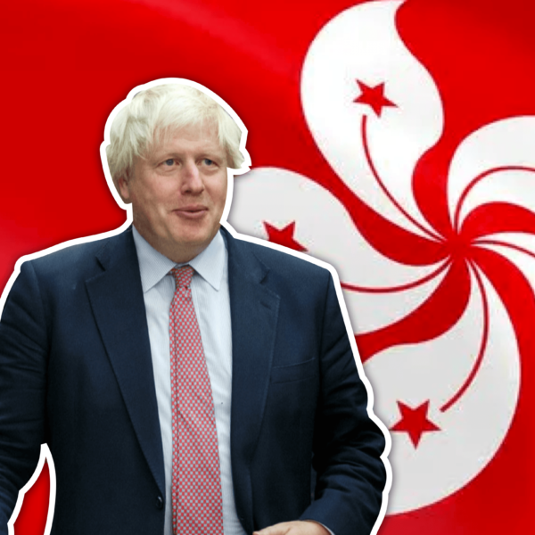 Prime Minister Johnson Announces Settlement Rights for Hong Kong Citizens