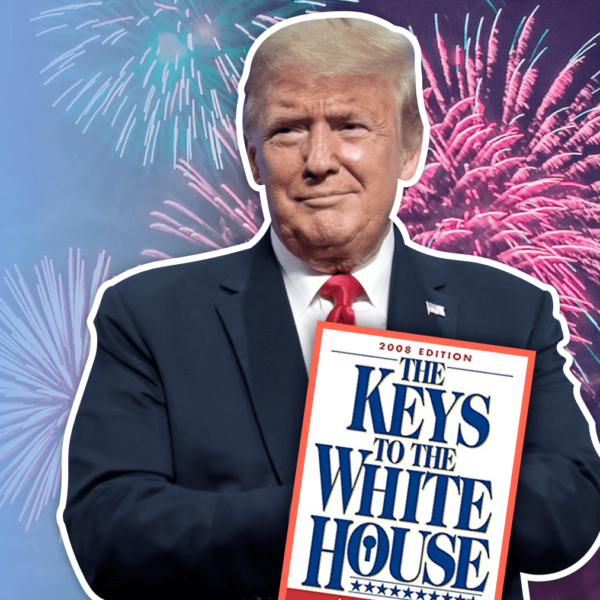 Can Trump Win Re-Election? 13 Keys to the Whitehouse Applied to 2020