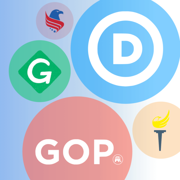 Why Third Parties Struggle in the US: Democratic and Republican Dominance in America