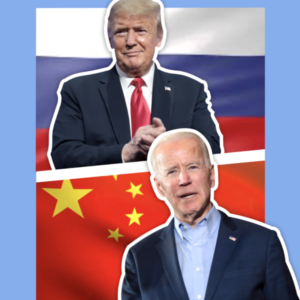 Russia and China Meddle in 2020? The Impact of Foreign Election Interference Explained
