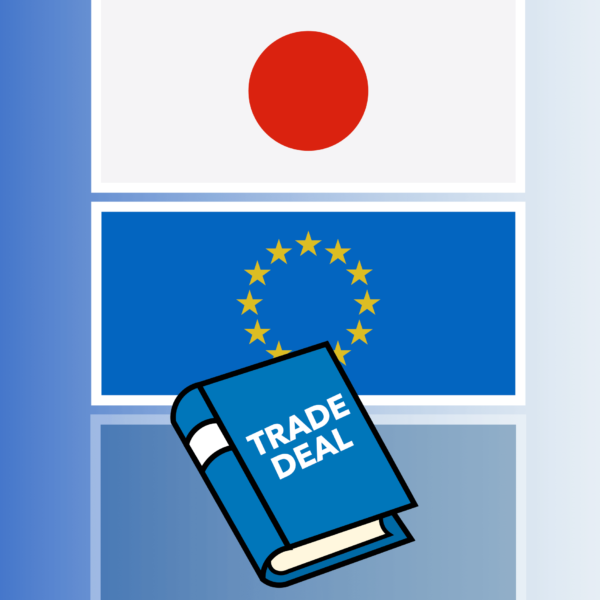 The EU's Trade Deal with Japan: How They Reached a Deal & Was it Successful?