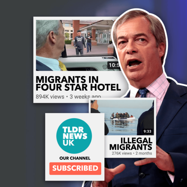 Asylum Seekers in Four Star Hotels & Illegal Channel Crossing: Assessing Farage's Claims