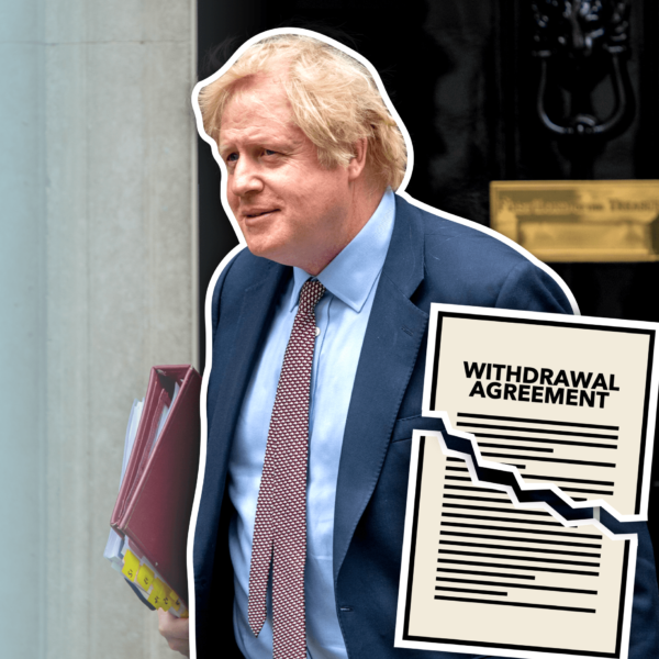 Britain Destroys the Withdrawal Agreement? The Internal Markets Bill's Impact Explained