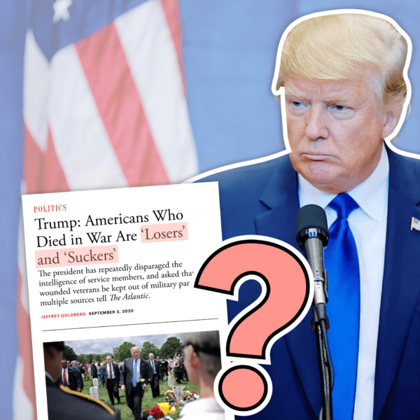 Did Trump Call Dead US Soldiers 'Losers' & 'Suckers'? How The Controversy Impacts 2020