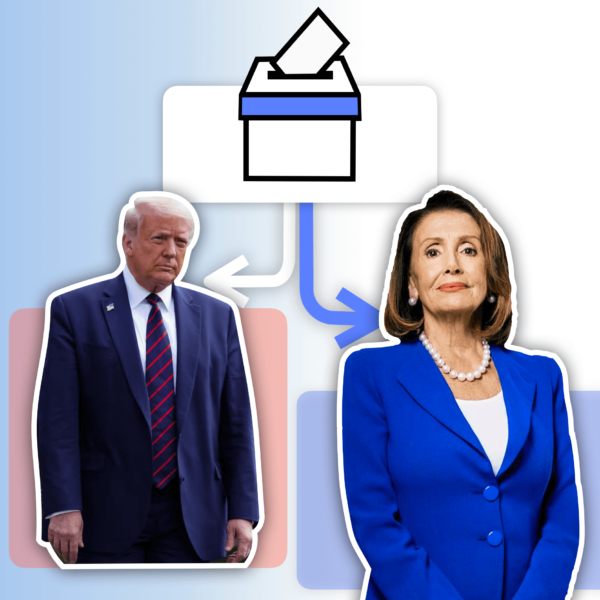 What if There's No Winner? What if Trump Doesn't Leave? President Pelosi?