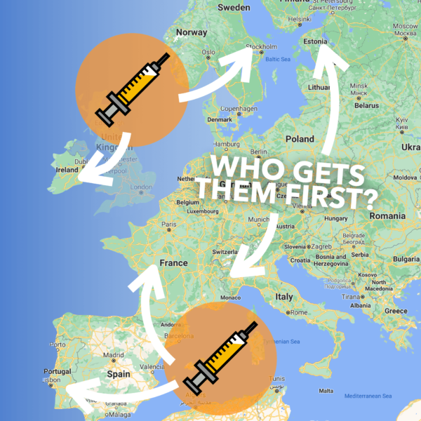 How Will the EU Vaccinate 446 Million People? Europe's COVID Vaccination Plans Explained