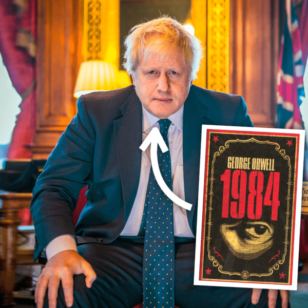 COVID Regulation Turn Britain into an Orwellian Dystopia? Government Has Too Much Power?