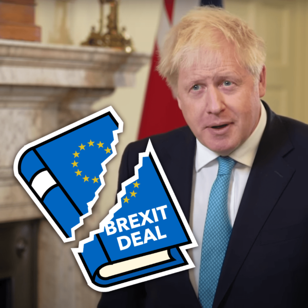 Johnson Tells Britain to Prepare for No Deal: What The Hell's Happening with Brexit?