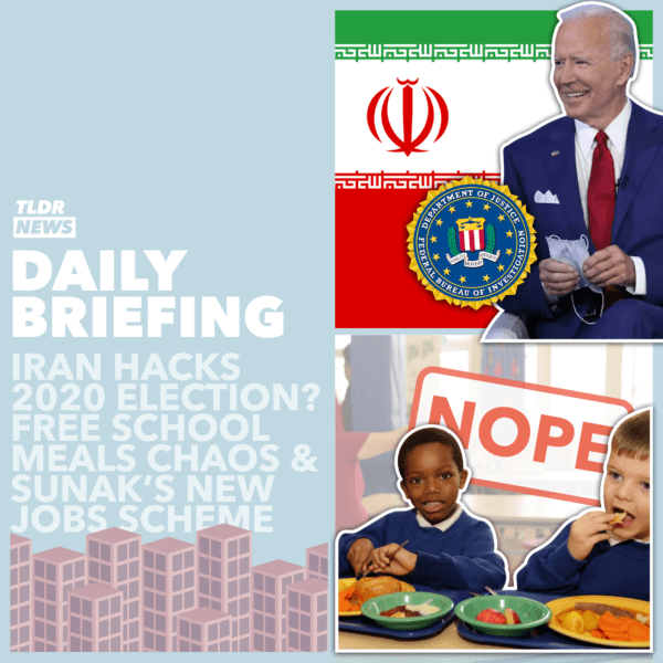 October 22nd: An FBI Investigation, Free School Meals and a New Jobs Scheme 3