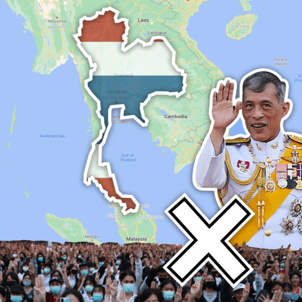 Thai Protestors Take on the Monarchy: Can Thailand Overthrow Their King?