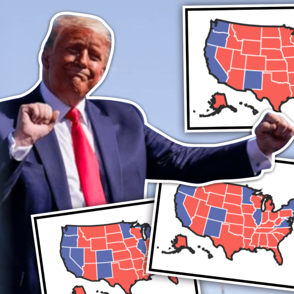 How Trump Can Still Reach 270: Trump's Path to Re-Election Explained