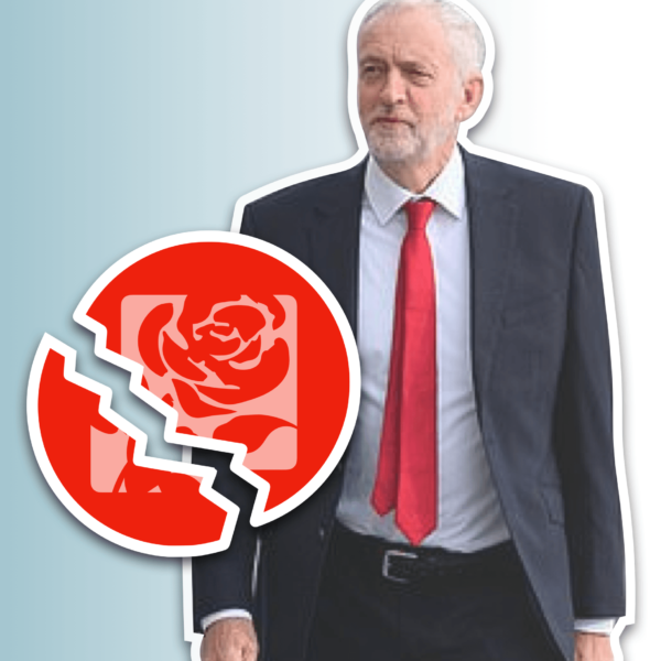 Why Corbyn Was Suspended from the Labour Party: Report Exposes Antisemitism in Labour