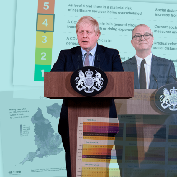 Johnson's Government Failing to Communicate? Britains' Communication Crisis Explained