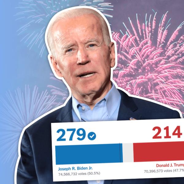 What Happens Now: Biden's Wins, Trump's Lawsuits & Faithless Electors