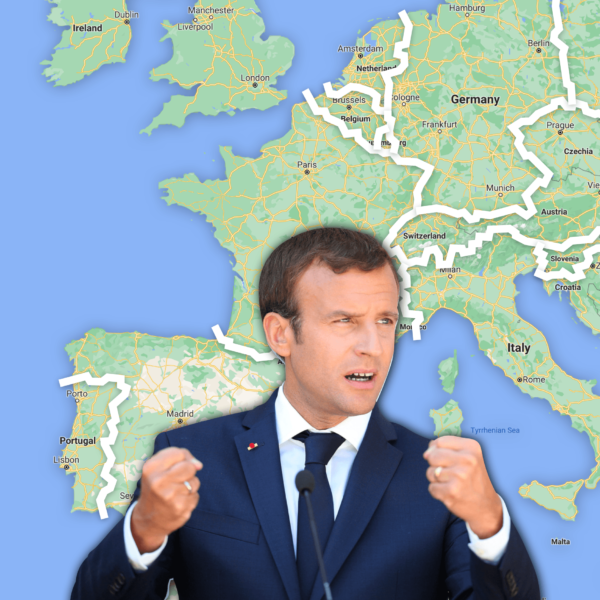 The End of Schengen as we Know it? Macron Calls for Complete Reform of EU Borders