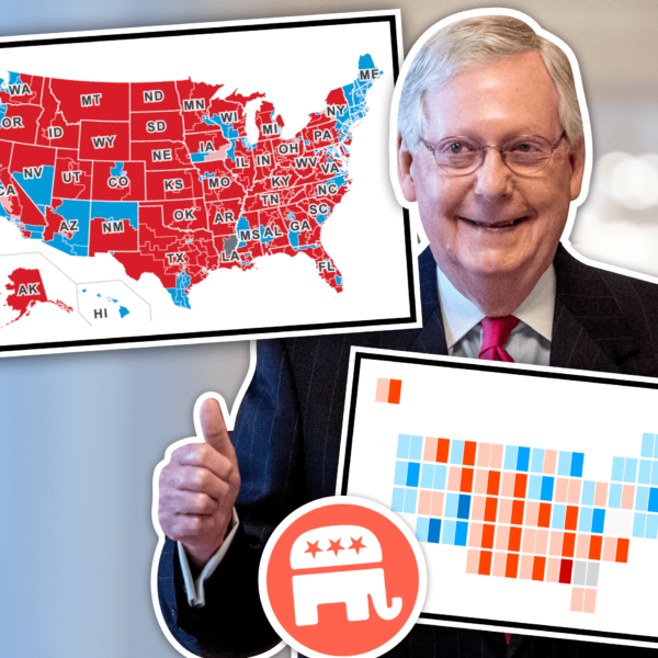 How Republicans Secretly Won 2020 (except Trump): Senate, House & State Wins for the GOP
