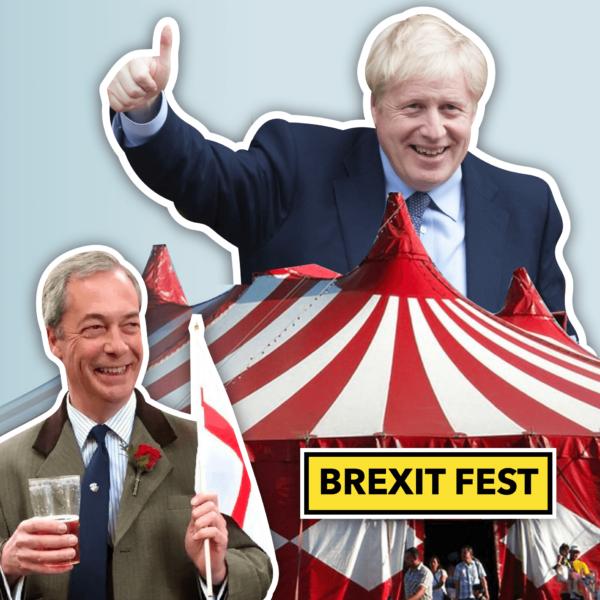 Britain's £120 Million Brexit Festival Explained: Plans for a 2022 Festival of Britain
