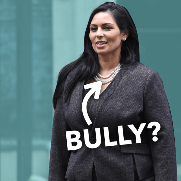 Should Priti Patel Have Been Fired for Bullying?