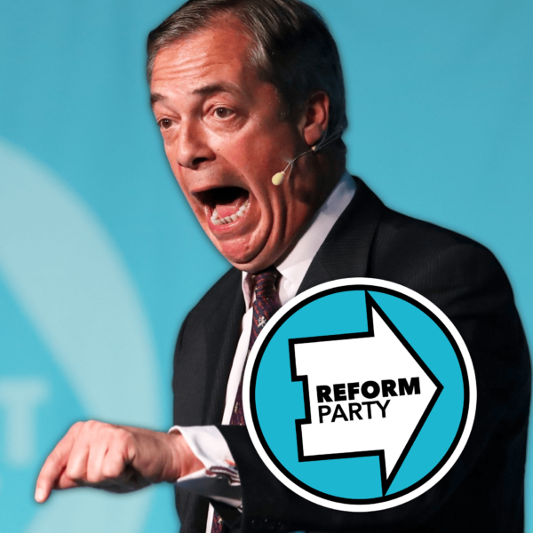 Farage's New 'Reform Party' Explained