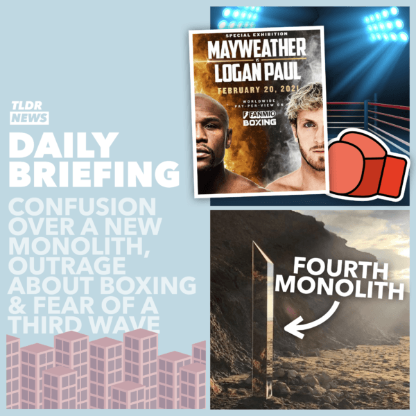 December 05: Outrage About Boxing, Confusion Over a New Monolith, and Fears of January Wave