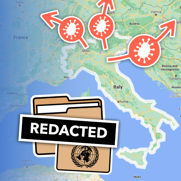 """""""Botched"""" and """"Chaotic"""" the WHO's Scathing Secret Report on Italy's COVID Response"""