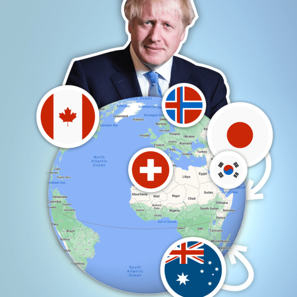 Brexit: The UK's Seven Major New Trade Deals Explained (Are They Ready for Brexit?)