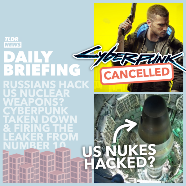 December 18: Cyberpunk Taken Down, Firing a Leaker, and Hacking Nukes 2