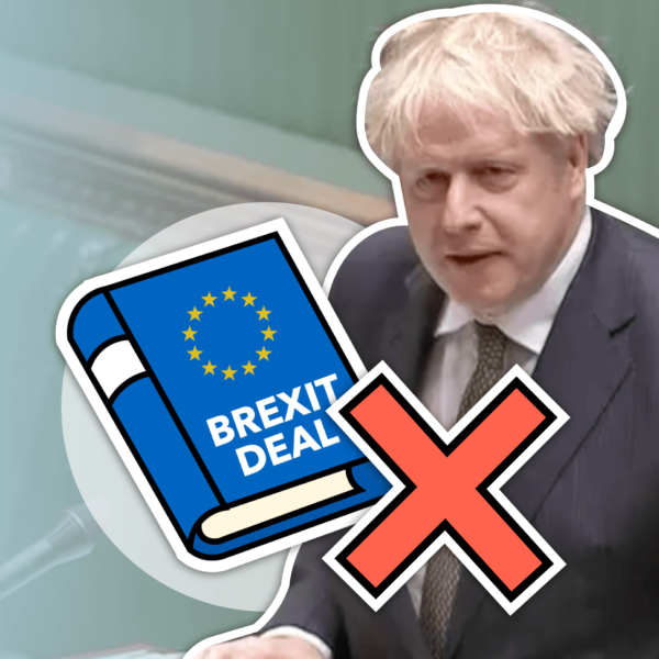 Why Johnson Won't Accept the EU's Brexit Deal: The Level Playing Field & Ratchet Clauses