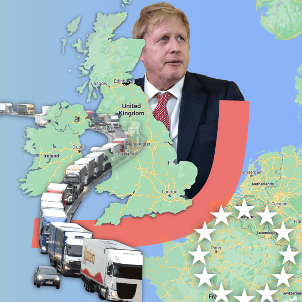 Europe Closes its Borders to Britain: How Brexit & COVID Have Made the UK Isolated