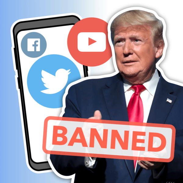 Are Conservatives Silenced By Social Media? Trump's Twitter, Shadow Bans & Algorithms