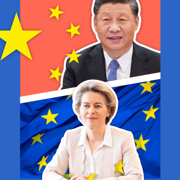 Europe & China's Brand New Deal: What the Deal Means for Money, Environment & Labour