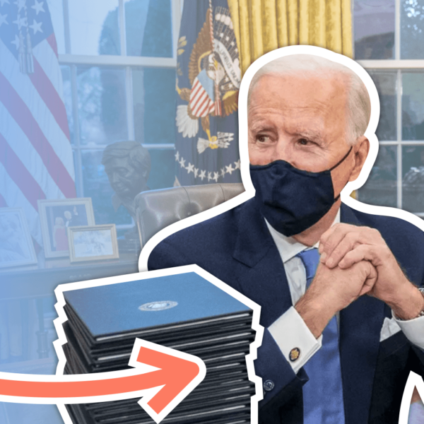 15 Executive Orders: What Biden Did in his Huge First Day in the White House