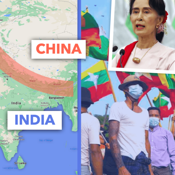 India China Border Violence, Russia's Navalny Protests & Myanmar's Coup Explained