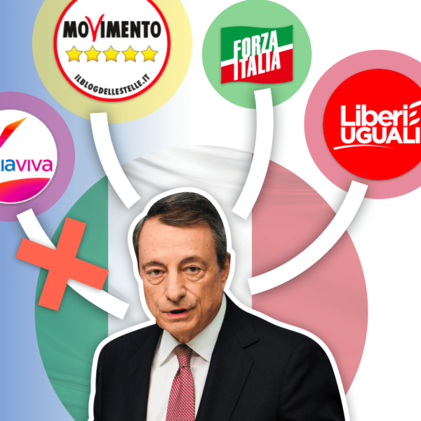 Mario Draghi: Can The Man Who Saved the Euro Now Save Italy?