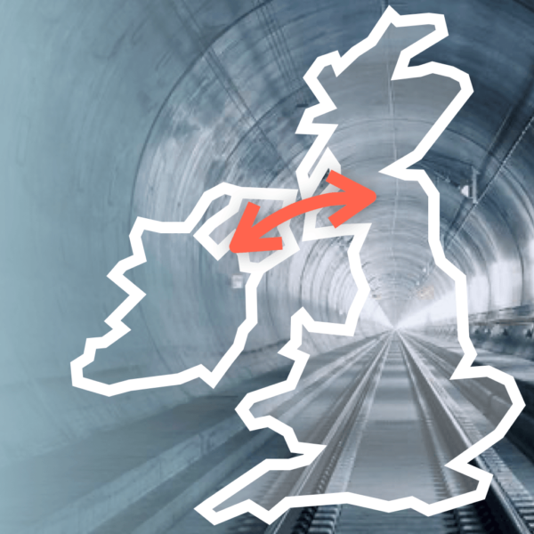 Boris' Burrow: A 25 Mile Tunnel Connecting Scotland and Northern Ireland?